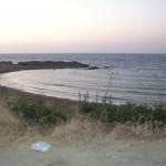 Der Strand von Alagadi