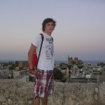 Blick auf Famagusta